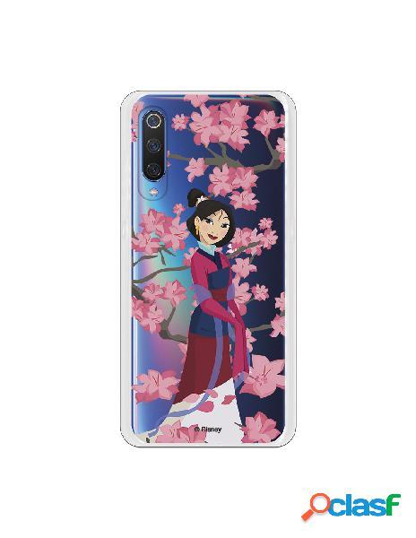 Funda para Xiaomi Mi 9 Oficial de Disney Mulan Vestido