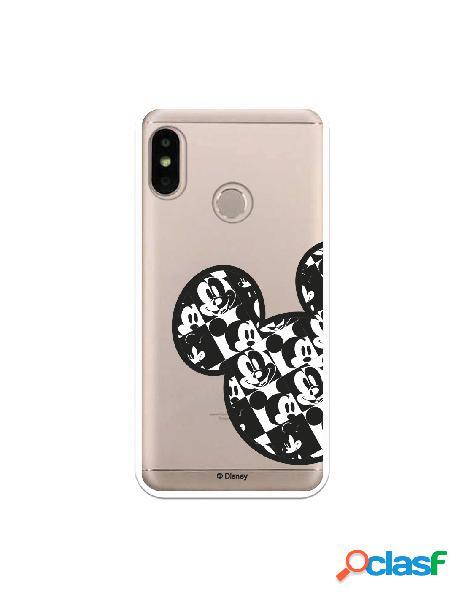 Funda para Xiaomi Mi A2 Lite Oficial de Disney Mickey