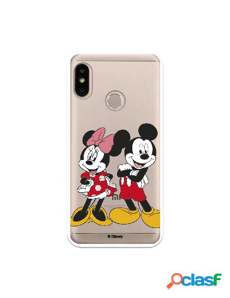 Funda para Xiaomi Mi A2 Lite Oficial de Disney Mickey y