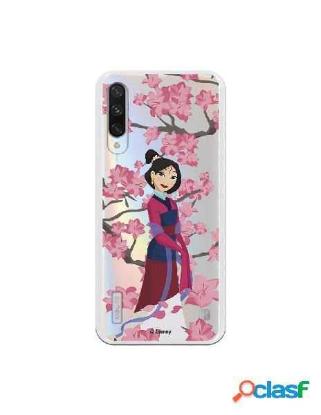 Funda para Xiaomi Mi A3 Oficial de Disney Mulan Vestido