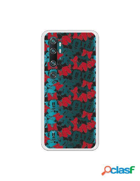 Funda para Xiaomi Mi Note 10 Pro Oficial de Disney Minnie