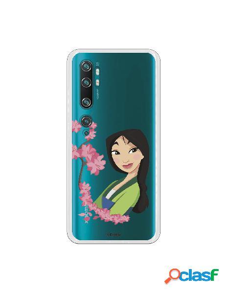 Funda para Xiaomi Mi Note 10 Pro Oficial de Disney Mulan