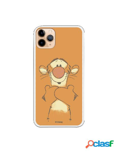 Funda para iPhone 11 Pro Max Oficial de Disney Tigger