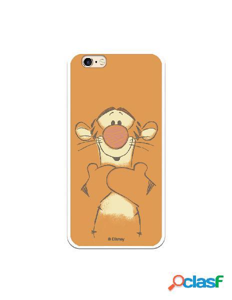 Funda para iPhone 6 Oficial de Disney Tigger Sonrisas -