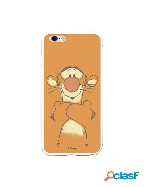 Funda para iPhone 6 Plus Oficial de Disney Tigger Sonrisas -