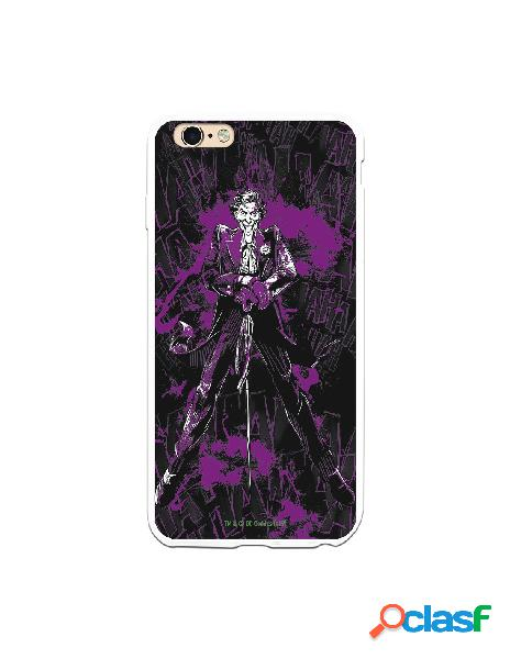 Funda para iPhone 6S Plus Oficial de DC Comics Joker Bastón