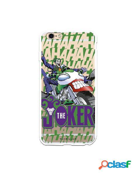 Funda para iPhone 6S Plus Oficial de DC Comics Joker Moto -