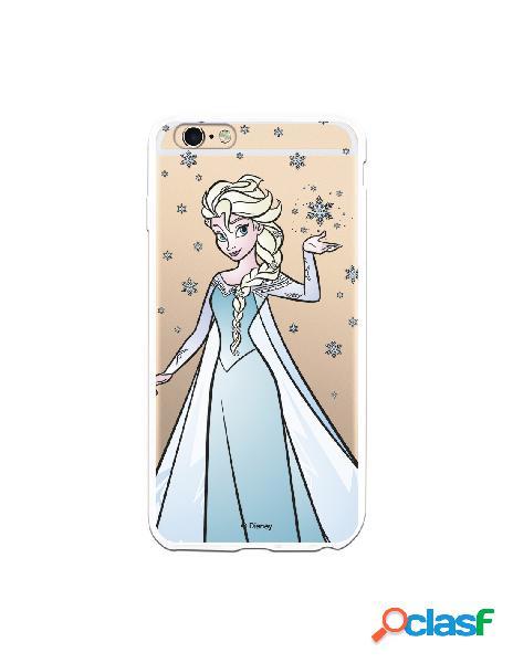 Funda para iPhone 6S Plus Oficial de Disney Elsa