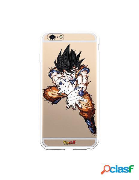 Funda para iPhone 6S Plus Oficial de Dragon Ball Goku Onda