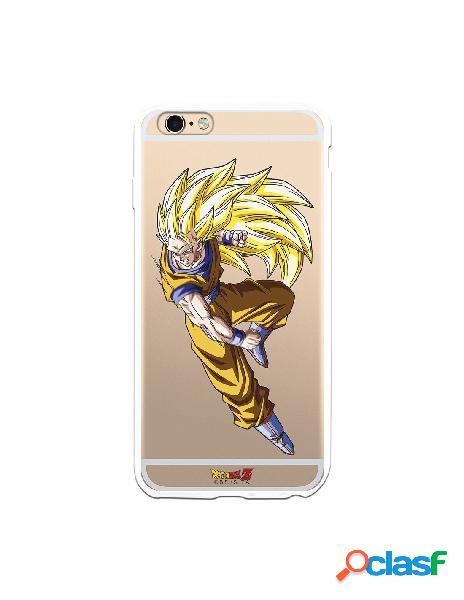 Funda para iPhone 6S Plus Oficial de Dragon Ball Goku Super