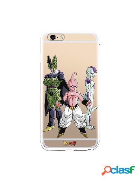 Funda para iPhone 6S Plus Oficial de Dragon Ball Villanos