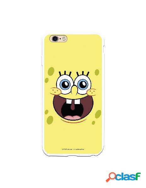 Funda para iPhone 6S Plus Oficial de Nickelodeon Bob Alegre