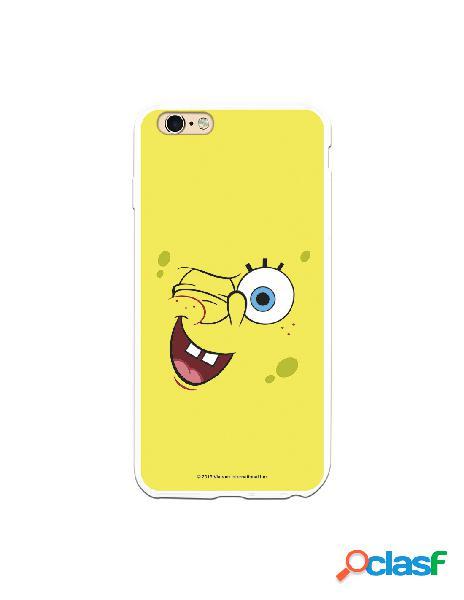 Funda para iPhone 6S Plus Oficial de Nickelodeon Bob Guiño