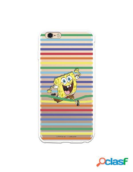 Funda para iPhone 6S Plus Oficial de Nickelodeon Bob Runner