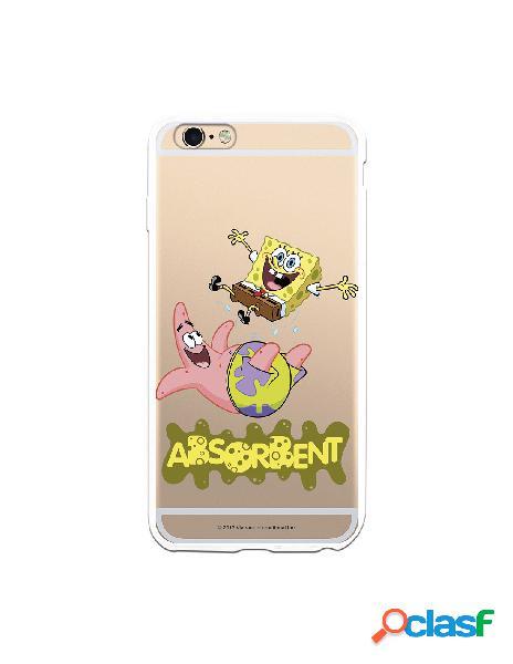 Funda para iPhone 6S Plus Oficial de Nickelodeon Personajes
