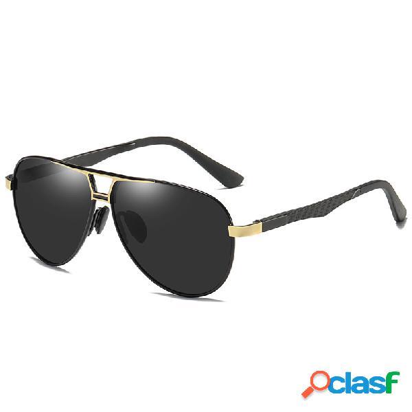 Gafas de sol antirreflejos antirreflejos para hombre con
