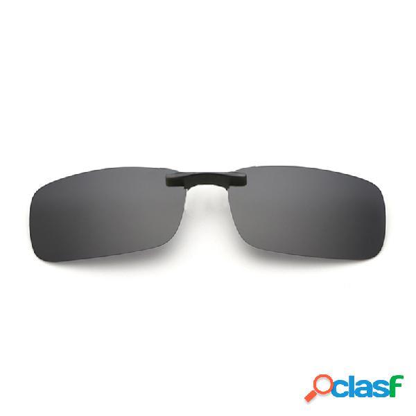 Gafas de sol polarizadas de la luz del conductor de las