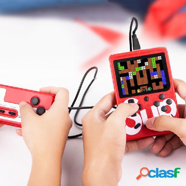 Game Player 400 Juegos LCD Construido en Batería Consola de