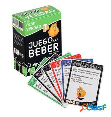 Glop Verdad - Juego para beber
