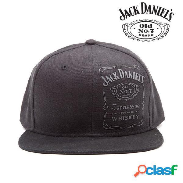 Gorra Jack Daniel´s black
