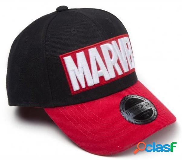 Gorra Marvel