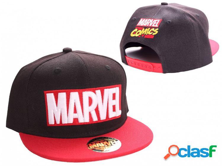 Gorra Marvel Comics Logo