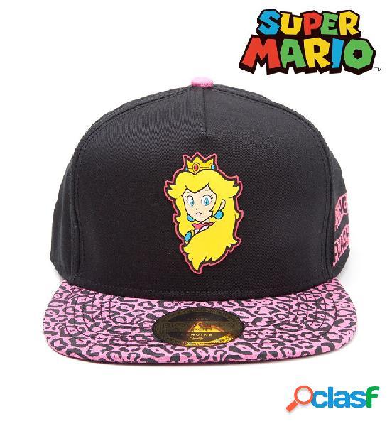 Gorra Princesa Peach Super Mario