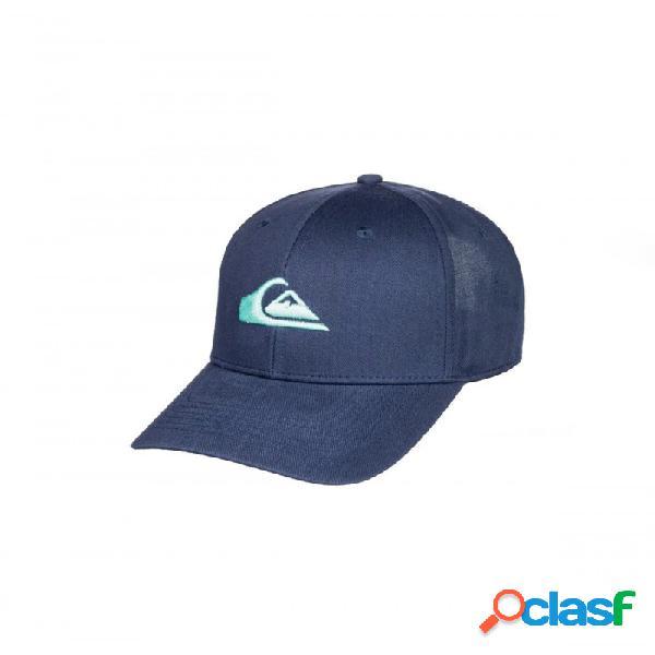 Gorra Quiksilver Decades Azul Azul U