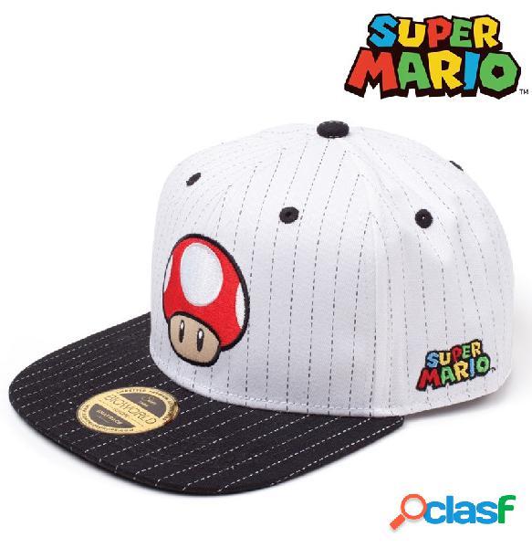 Gorra Seta Super Mario