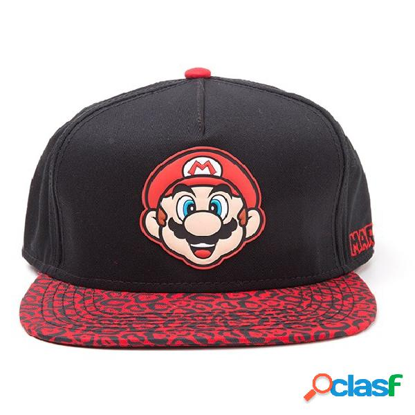 Gorra Super Mario Bros