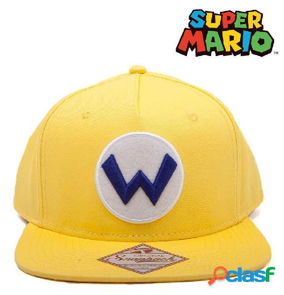 Gorra Wario Super Mario