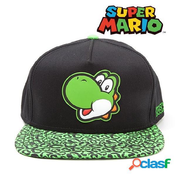 Gorra Yoshi Super Mario