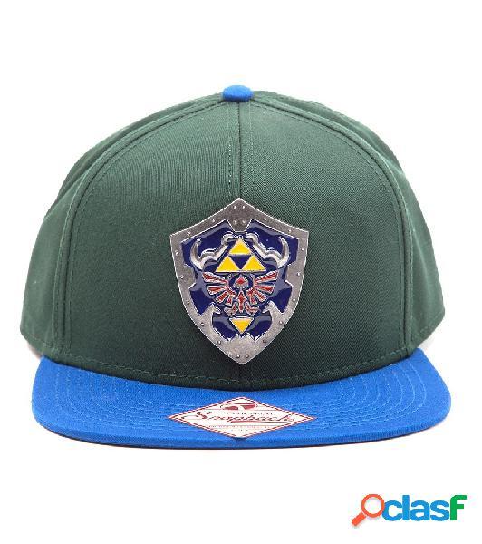 Gorra Zelda Metal Shield