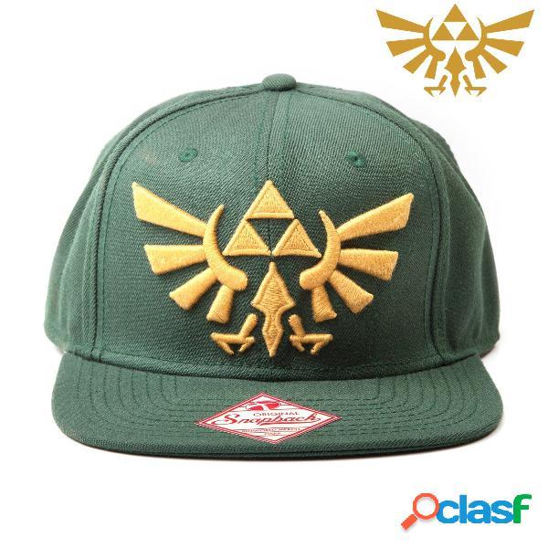 Gorra Zelda Trifuerza Gold
