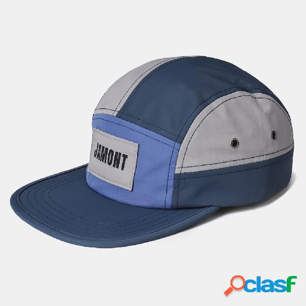 Gorra de béisbol de secado rápido Collrown al aire libre
