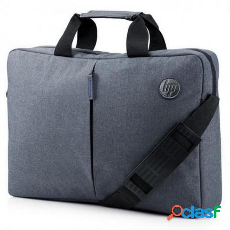 "HP Essential Top Load Maletín Portátil hasta 15.6"" Gris"