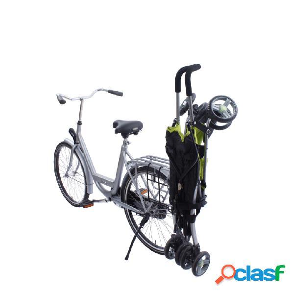 Happy Baby Remolque bicicleta para silla de bebé Buggy-Mee