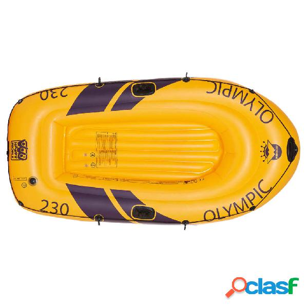 Happy People Bote de remos inflable Olympic 230 2 personas
