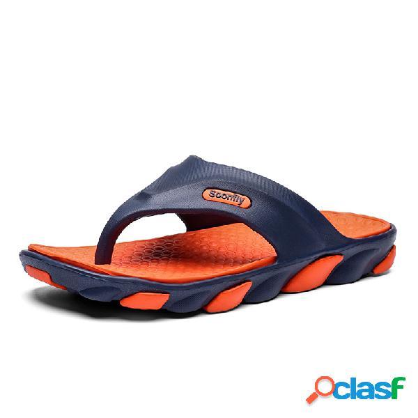 Hombres EVA Ligero Cómodo Casual Playa zapatillas