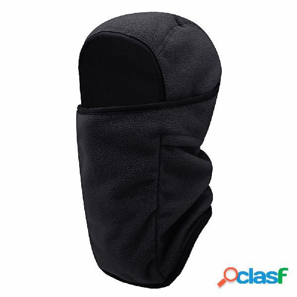 Hombres Warm Face Mascara Casquillo a prueba de viento