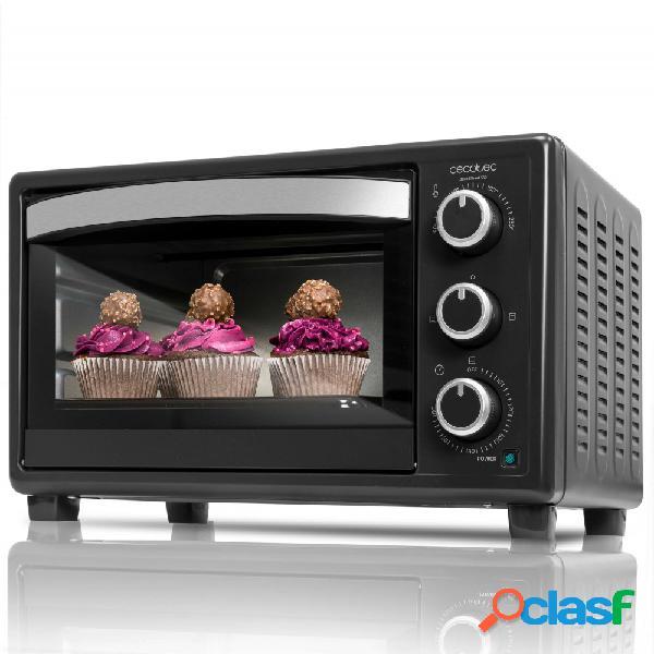 Horno Sobremesa CECOTEC Bake&Toast 550