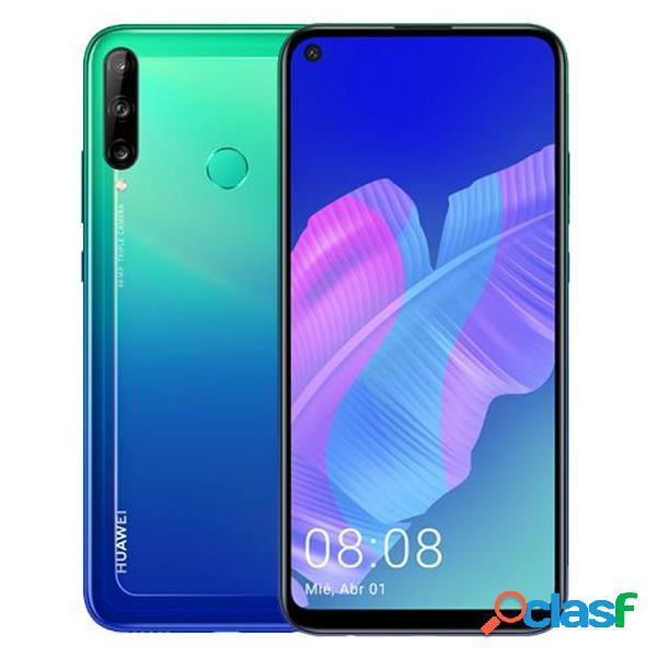 Huawei p40 lite e 4gb/64gb azul (aurora blue) dual sim