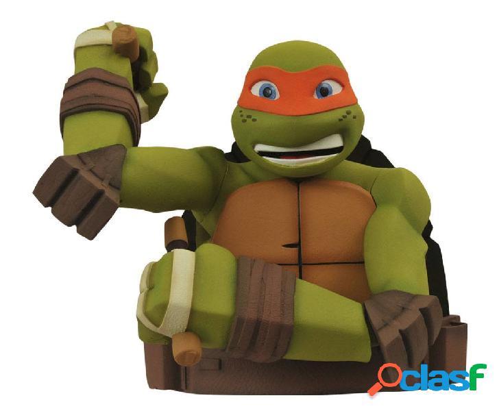 Hucha Michelangelo Tortugas Ninja