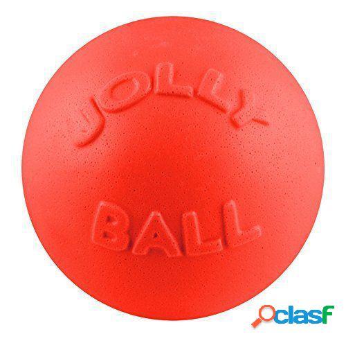 """Jolly Pet Ball Bounce-N-Play 4,5"""" Naranja 250 GR"""