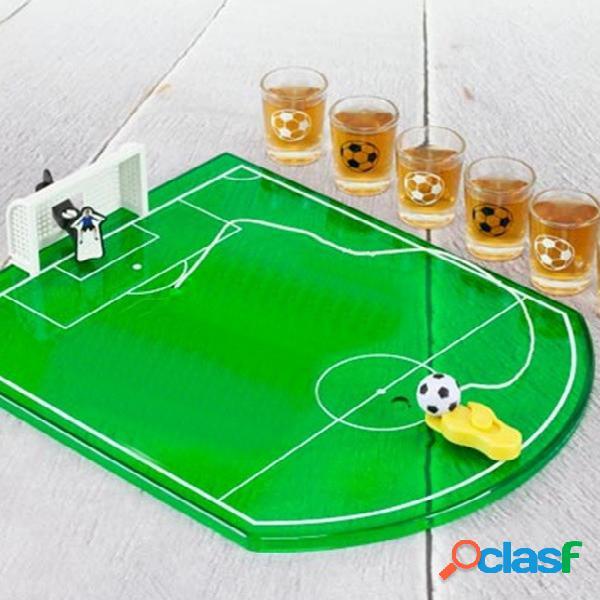 Juego de chupitos futbol