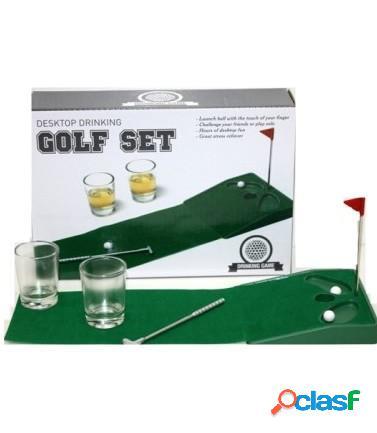 Juego de chupitos golf