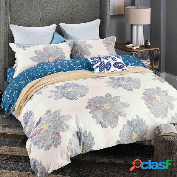 Juego de sábanas de lujo Juego de sábanas Queen Comforter