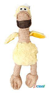 Karlie Flamingo Juguete Perro Duck Amarillo