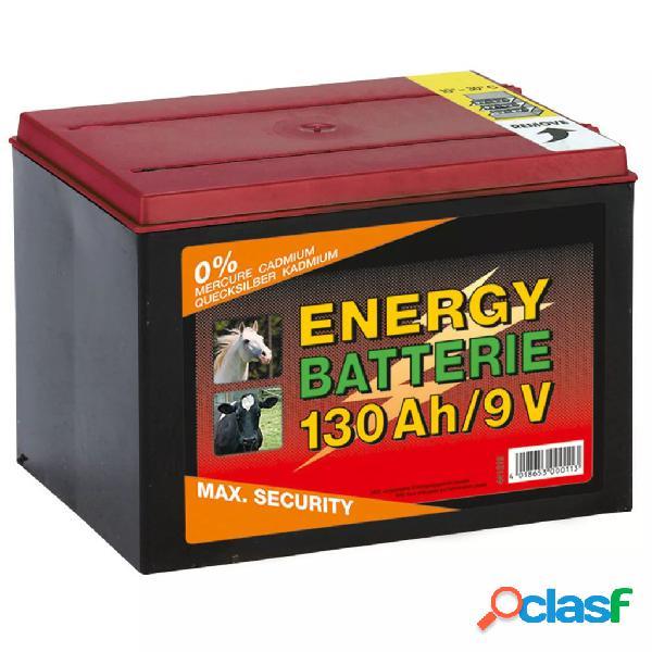Kerbl Batería de zinc y carbono 9 V 130 Ah 441219