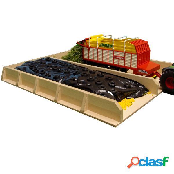 Kids Globe Silo para tractores 1:32 610451